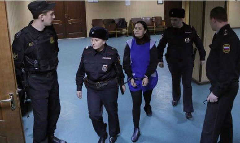 Moscow 'child beheading': What we know about the 'woman in black'