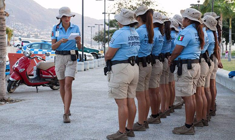 Mexico: Meet the world's most un-PC police force