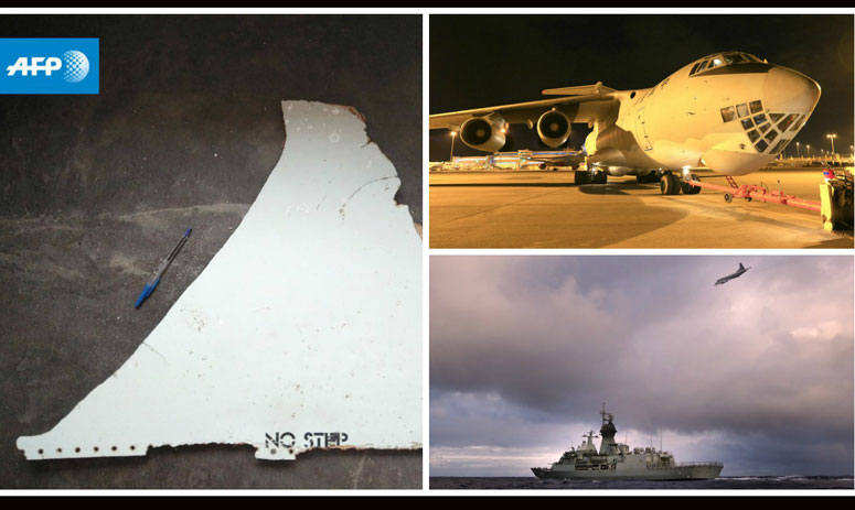 Possible MH370 debris in Mozambique to be analysed in Australia