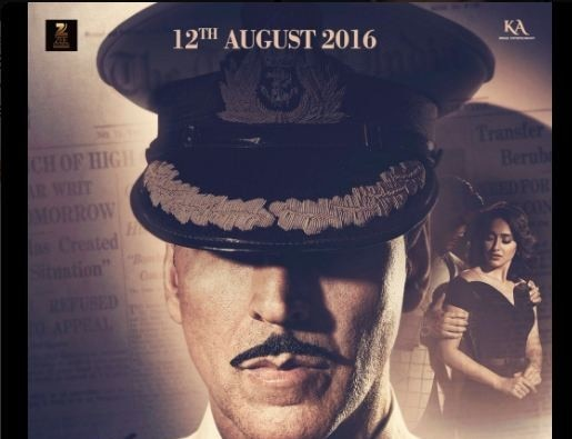 Akshay Kumar shares the intriguing first look of his film