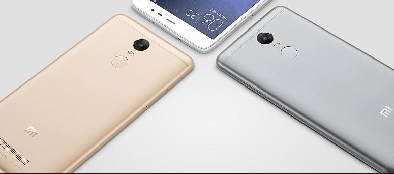 xiaomi lauches its first  smartphone redminote3