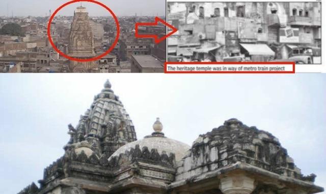 Historic Jain temple demolished in Lahore