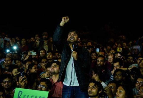 Full Speech: Kanhaiya Kumar, Out On Bail, Speaks Of 'Azadi' On JNU Campus
