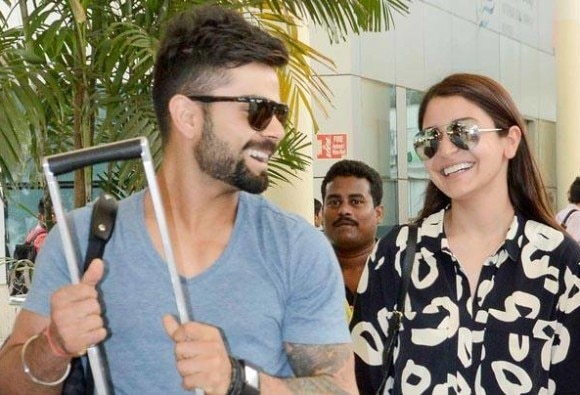 Anushka's Phone Call To Virat After The Indo-Pak Match Is Fuelling Patch Up Rumours!