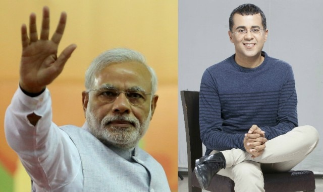 Modi losing connect with youth: Chetan Bhagat