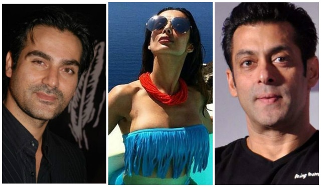 Salman trying to patch-up Arbaaz and Malaika?