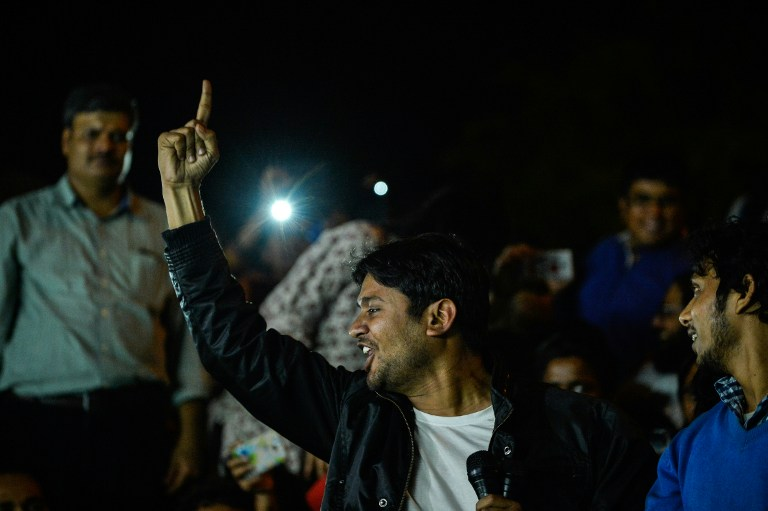 Afzal Guru is not my icon, Rohith Vemula is: Kanhaiya Kumar