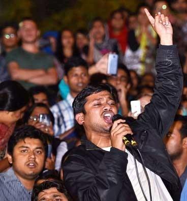 Raina comes in Support of Kanhaiya Kumar