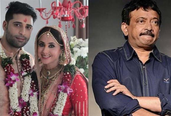 Ram Gopal Varma wishes Urmila 'rangeela' married life