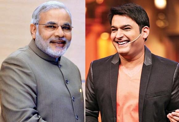 Kapil Sharma wants to have Narendra Modi on 'The Kapil Sharma Show'
