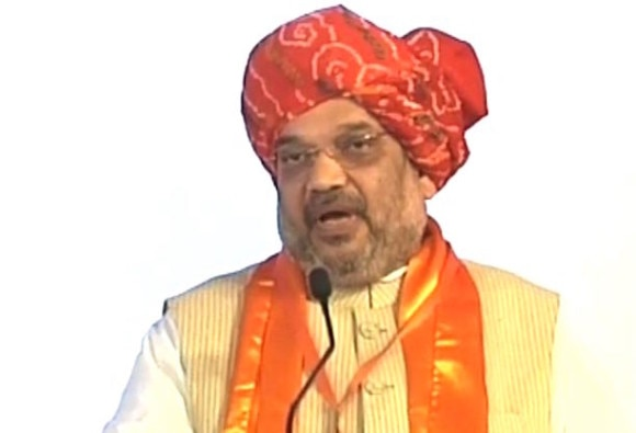 Congress should be ashamed of supporting 'anti-nationals': Shah