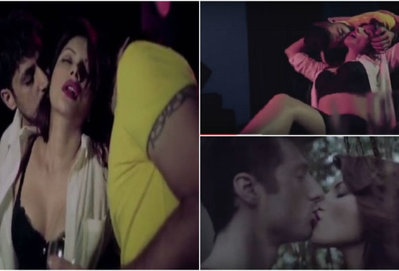 HOT & BOLD!!! Watch Shama Sikander in short film 'Sexaholic'
