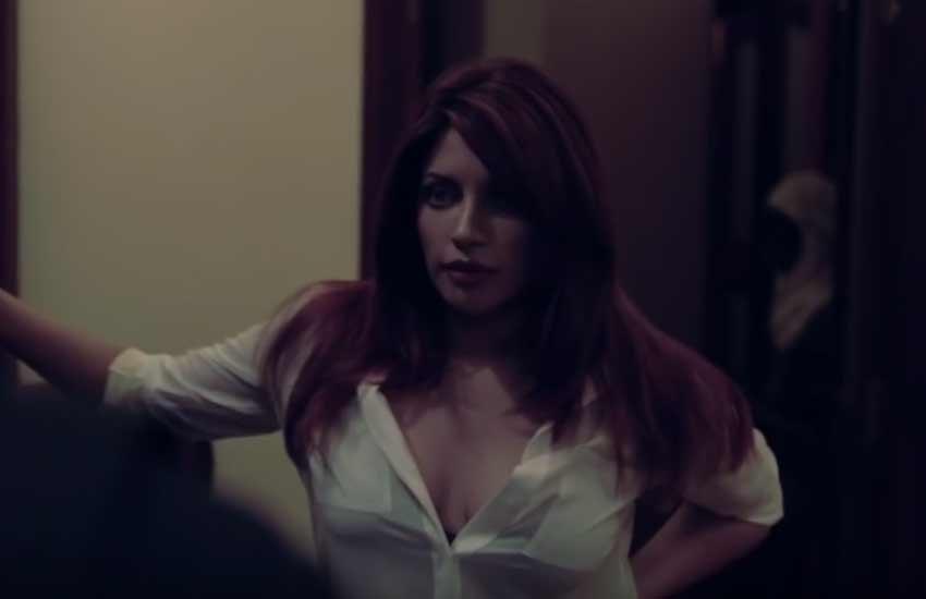 Shama Sikander in short film 'Sexaholic'