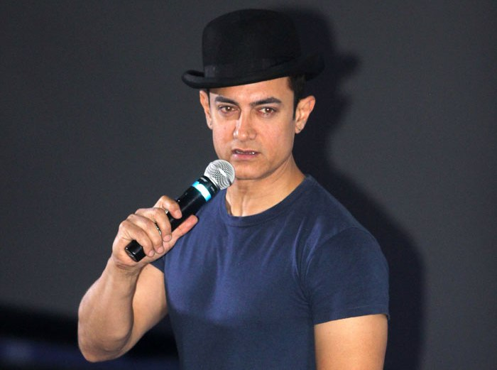 Aamir Khan Now Says India's Very Tolerant