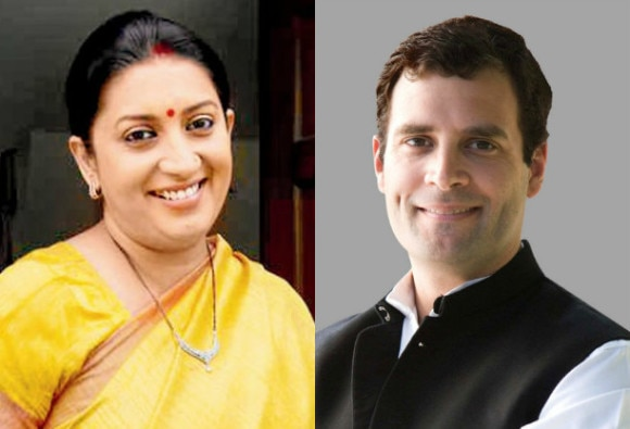 Rahul Gandhi claims to be youth leader but is close to 50: Smriti Irani