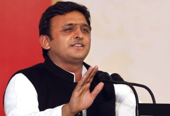 Akhilesh Reaction on ABP News Opinion Poll