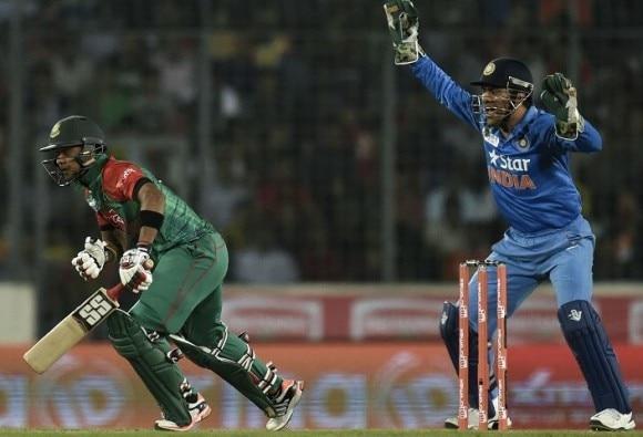 Bangladesh batting in Asia Cup Final
