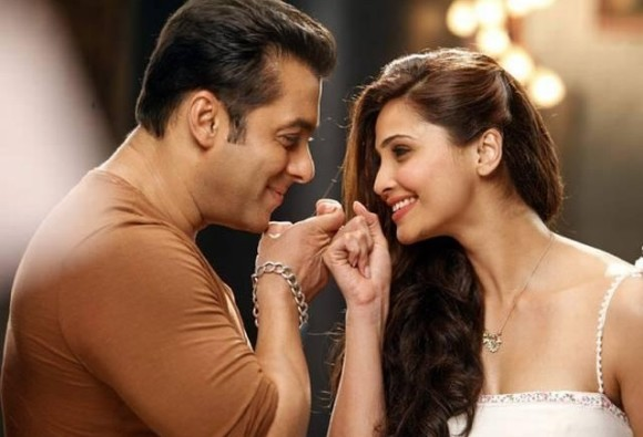 Daisy Shah on Salman Khan