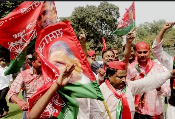 Samajwadi Party gets clean sweep victory with 22 seats; Congress wins 1 seat, BJP wins none