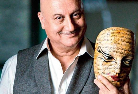 Anupam Kher scores 1 crore followers on Twitter