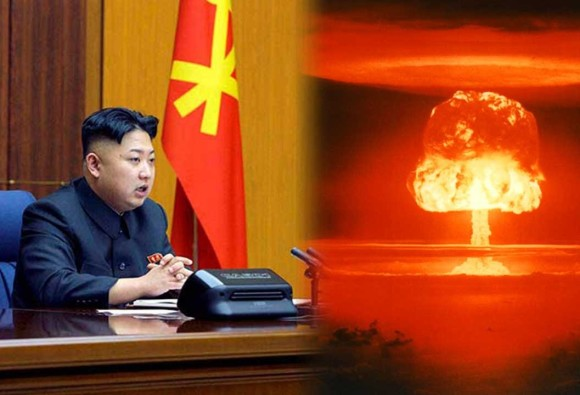 north korea threatens pre emptive nuclear strike on south korea and us