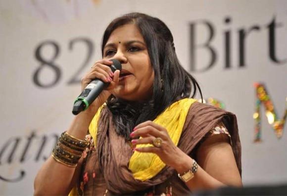 BIRTHDAY SPECIAL: Sadhana Sargam