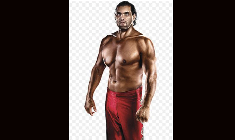 kahli and the great khali retrurn show in trouble