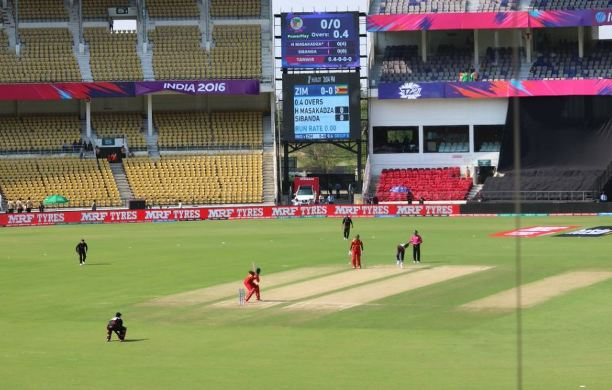 Hong Kong's Ryan Campbell at 44y-30d now the oldest to appear in a T20I