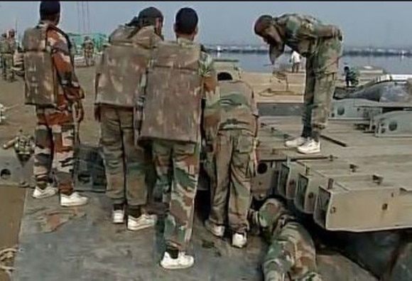 Sri Sri Yamuna Event: Congress Slams PM for Use of Soldiers, JDU Gives Notice