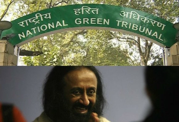 ngt raises question on sri sri program