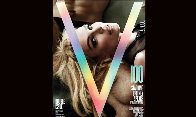 britney spears goes for hot photo shoot for v magazine
