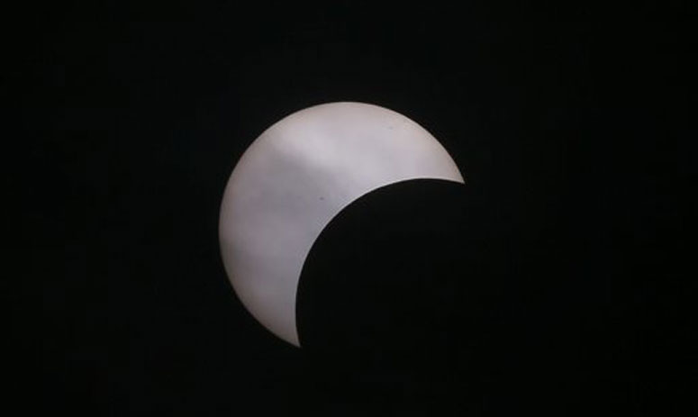 First Solar Eclipse Of The Year Was Such A Beauty