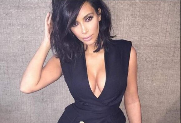 Kim Kardashian posts fully NUDE photo!
