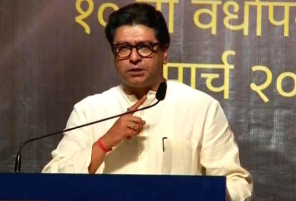 Burn newly-registered autos run by non-Maharashtrians: Raj Thackeray
