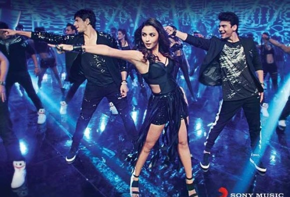 Watch: Let's Nacho song from Kapoor & Sons