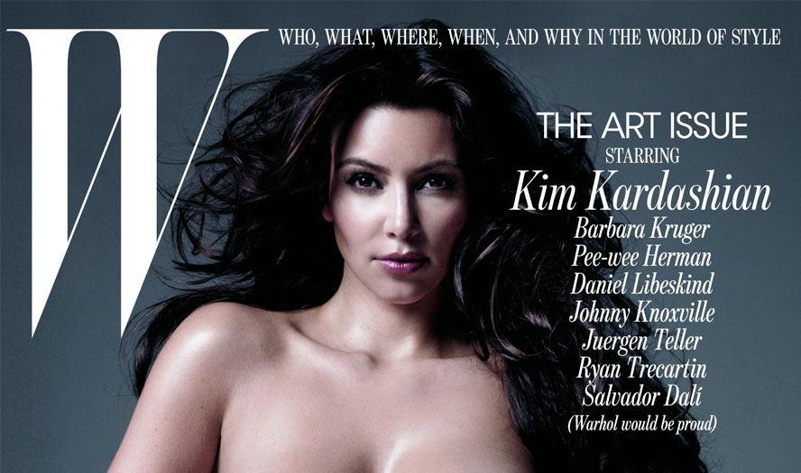 Boldness @ Kim Kardashian: When Kim Bared It All