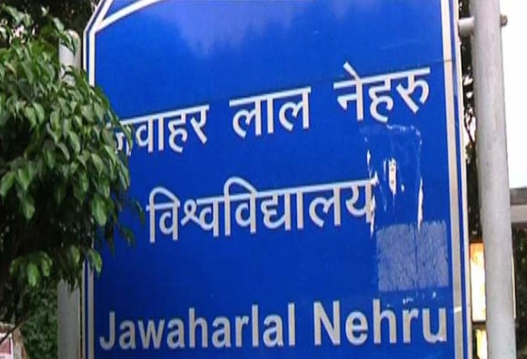 JNU asks 5 students to explain position on 'Manusmriti' protest