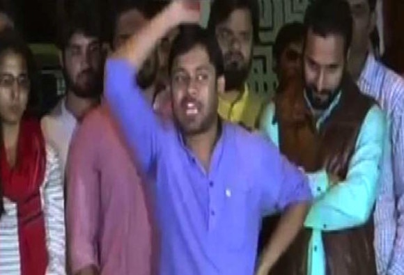 Some Indian Army men rape women in Kashmir: Kanhaiya Kumar !