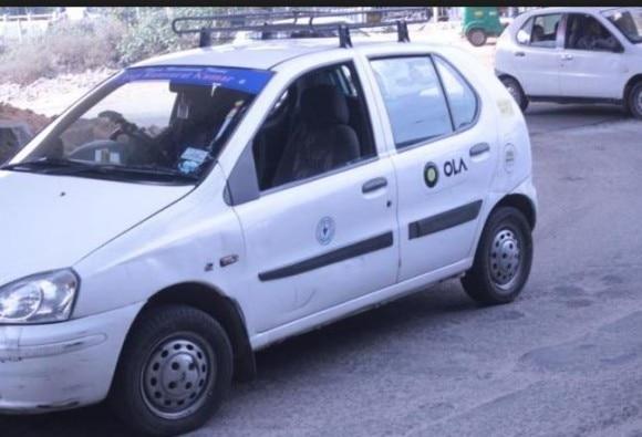 Cab clash