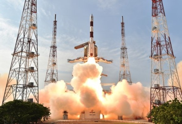 ISRO Successfully Launched Sixth Navigation Satellite IRNSS 1-F