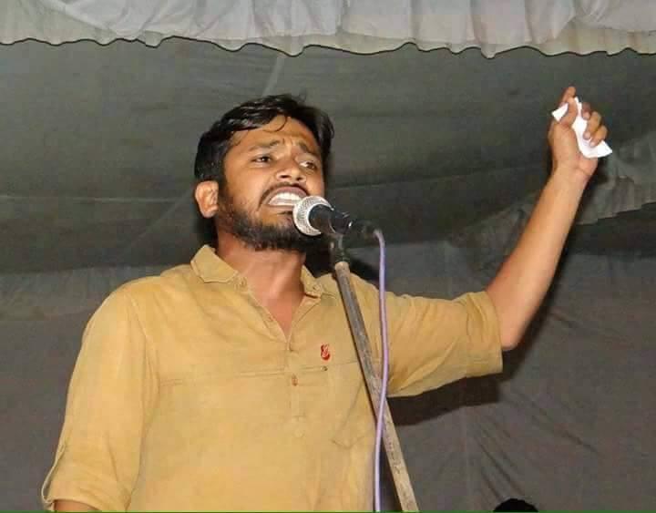 Kanhaiya Kumar accused of misbehaving with a female student