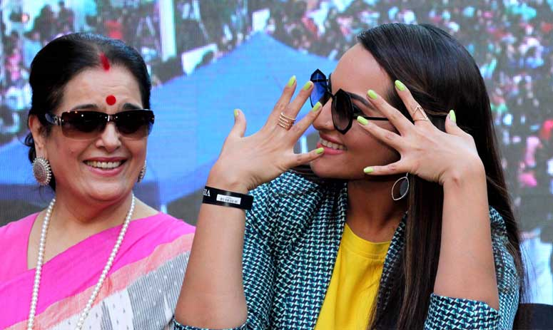 Sonakshi Sinha makes it to Guinness Book of World Records