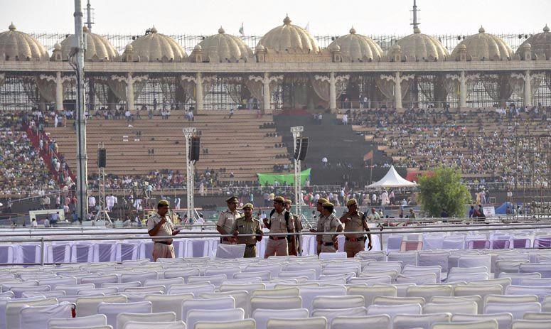 sri sri ravi shankar's world cultural festival's major events