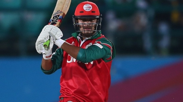 Oman Cricket Team is a Mixture of Indians and Pakistani's!