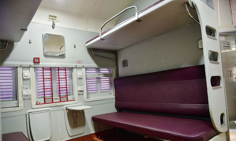 indian railway launches clean my coach service