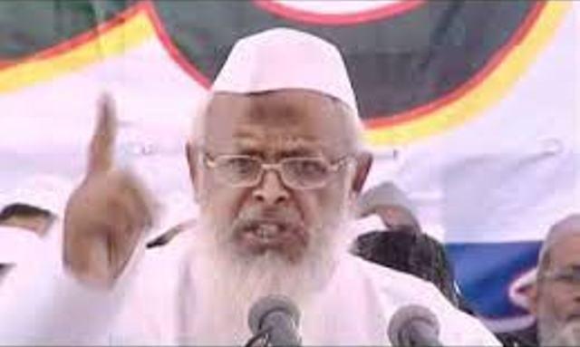 Jamiat Ulema-e-Hind President Maulana Arshad Madani
