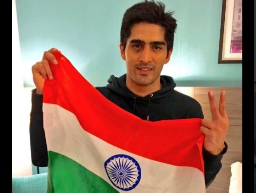 Vijender Singh knocks out Alexander Horvath for his fourth straight pro boxing triumph