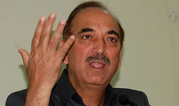 RSS don't reply on Ghulam Nabi Azad Comparing RSS To ISIS