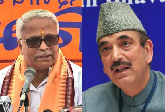 rss replies gulam nabi azad remark