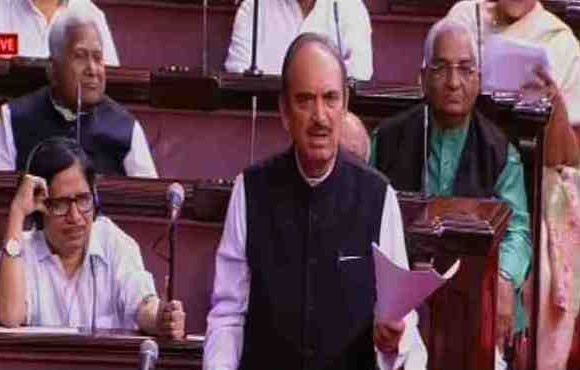 Ghulam Nabi Azad responds to govt's allegations over his RSS-ISIS remarks